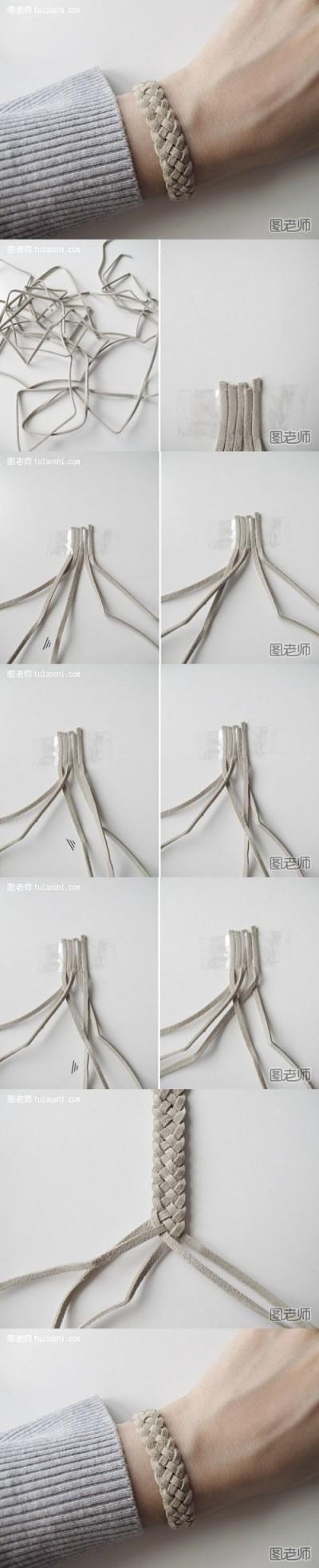 how to make, unique, bracelet