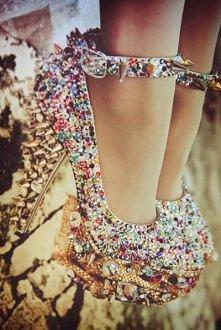 Haha ale buty:D Zbyt duża przesada?