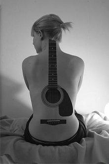 taka gitara =) #tatuaż
