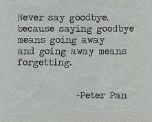 ~Peter Pan