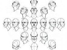 Jak narysować twarz widzian...