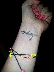 my second tattoo <3