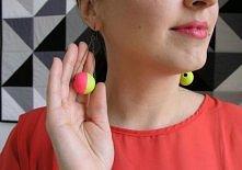 DIY: Geometryczne kulki - k...