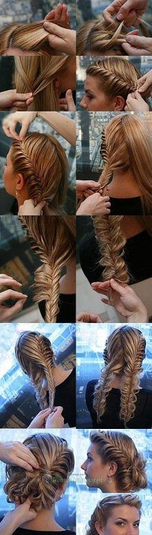 Śliczna fryzura *_*