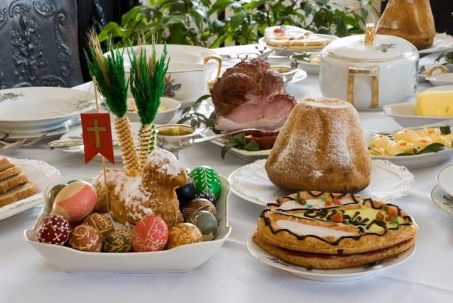 Wielkanocne potrawy