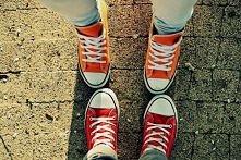 trampki - najwygodniejszymi butami ^.^