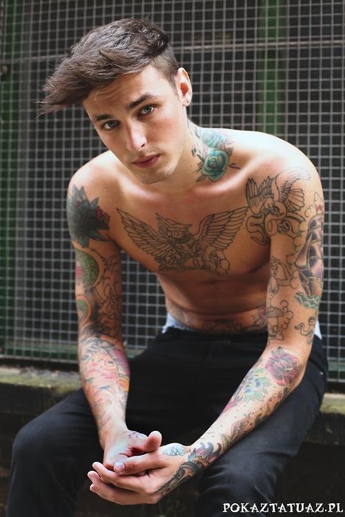 Tatuaże Na Całym Ciele Na Tatuaże Zszywkapl