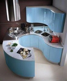 Okrągła kuchnia :P