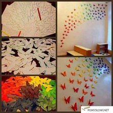 Kolorowa dekoracja