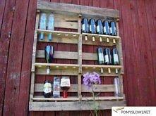 Półka na wina