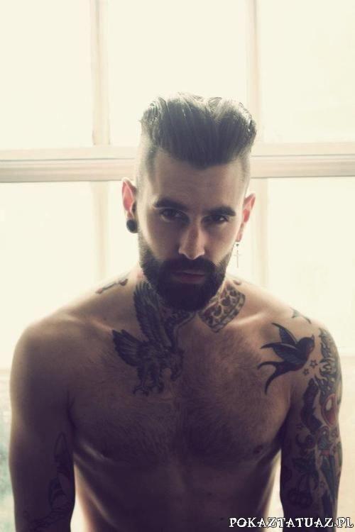 Tatuaże Na Szyi Na Tatuaże Zszywkapl