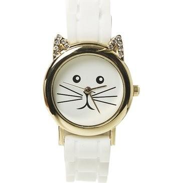 Koci zegarek <3