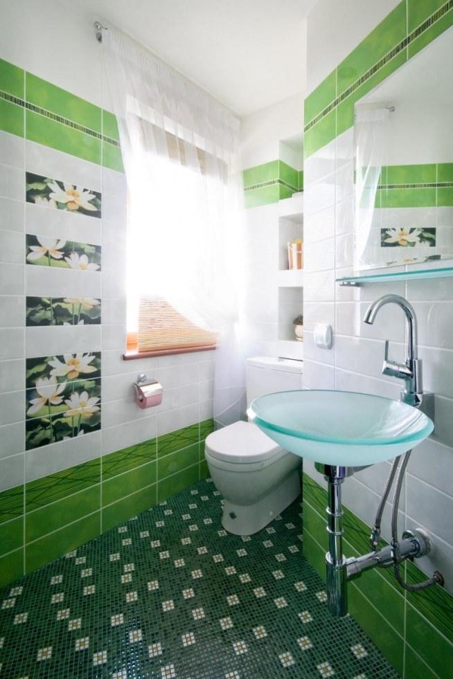 Fajna Mała łazienka Na Wystrój Wnętrz I Inne Rozmaitości