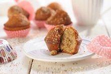 Muffiny śniadaniowe z płatk...