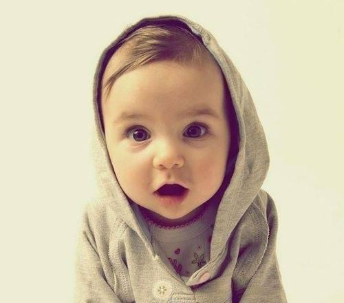 Mój syn, będzie łamał waszym córkom serca, a synom szczęki ♥