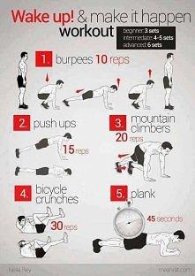 ćwiczenia na szybszy metabolizm ;)