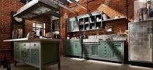 Kuchnia w lofcie