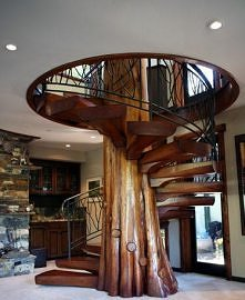 Cudne schody...