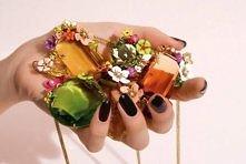 na bogato, piękne i kolorowe