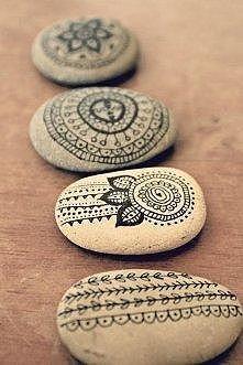 zwykłe kamienie wystarczy t...