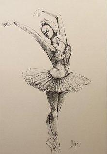 Baletnica.