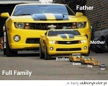 Rodzinka w komplecie ;D
