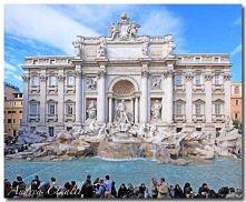 Rzym - Fontana di Trevi