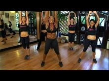 Boxer Babe 10 minute cardio workout with Tiffany Rothe
