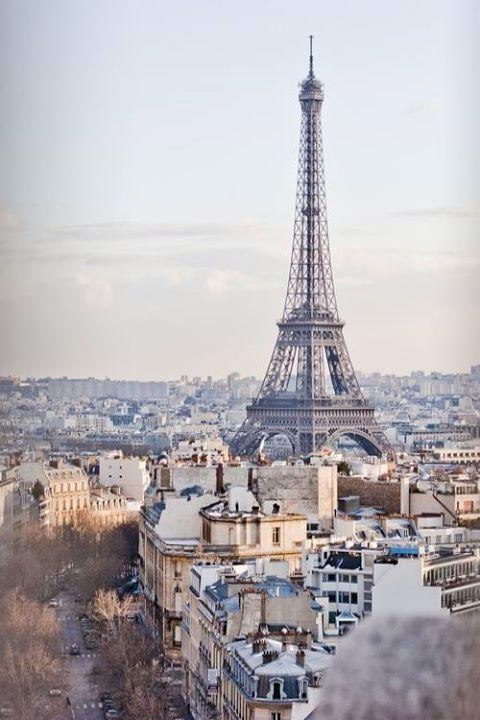 Paryz zima