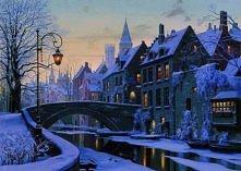 zimowa Bruggia