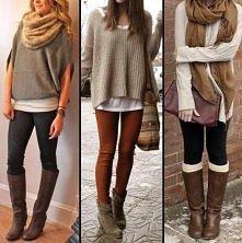 Podobają się Wam takie swetry?