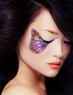 Nie Praktyczny Ale Cudny Makijaż Artystyczny Na Make Up