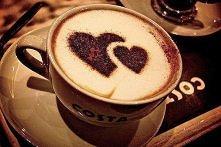 kawa z seduszkiem