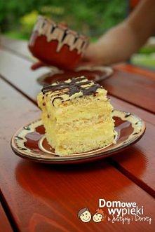 Sernik gotowany  Składniki  Ciasto kruche: - 500g mąki pszennej - 2 jajka - 2...