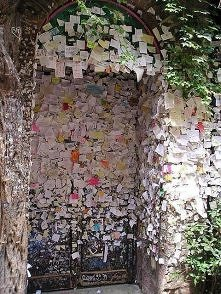 Ściana miłości, Verona, Włochy