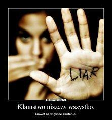 kłamstwo...