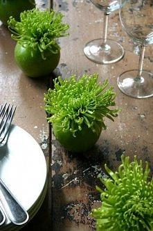 Dekoracja stołu z Deccoria....