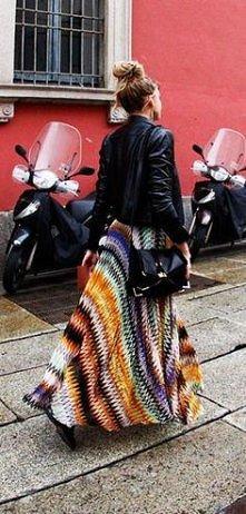jej zakochałam sie w tej spódnicy !