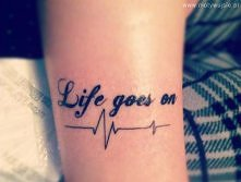 life goes on :3