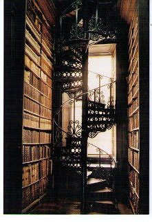 Trinity College Library, Du...