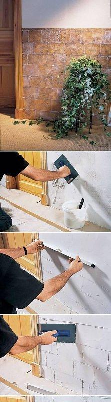 DIY - fajny efekt :)