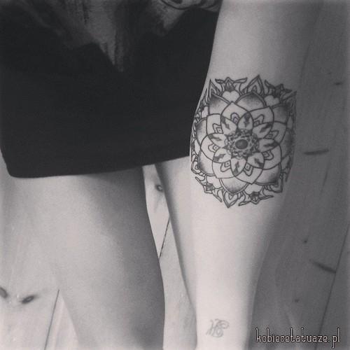 Kwiat Lotosu Na Tatuaże Zszywkapl