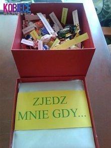 Pomysłowy prezent DIY :)