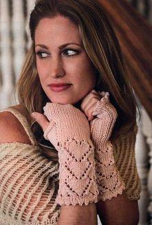 Rękawiczki love :D