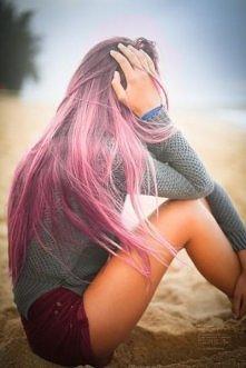 Różowy kolor