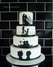 Świetny tort