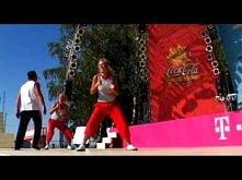 Capoeira aerobic part 1