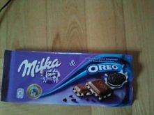 Milka & oreo = omnomonom R.I.P dieto :)