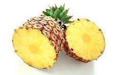 Ananas  Owoce są bardzo bog...