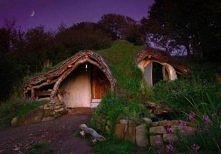 Autentyczni i prawdziwy - pomysł i realizacja - domek Hobbita :D